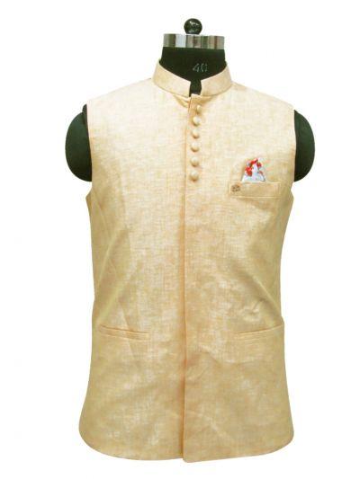 NFD5382485 - Exclusive Men's Waist Coat