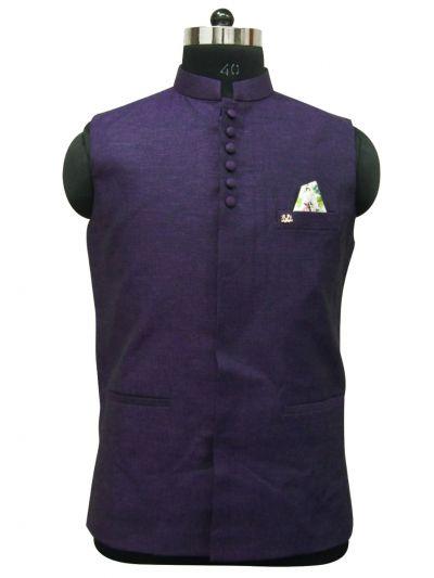 NFD5382491 - Exclusive Men's Waist Coat