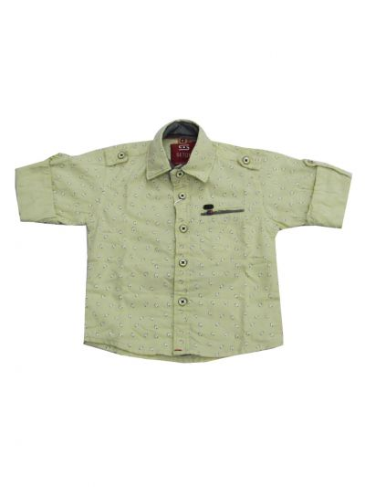 NFD5404483 - Boys  Cotton Shirt
