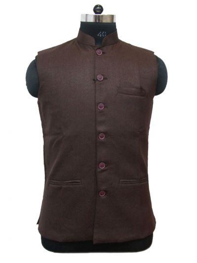 MID6084248- Brodman Men Waistcoat