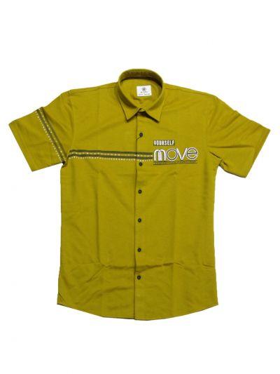 NGB9816295 - Boys Cotton Shirt