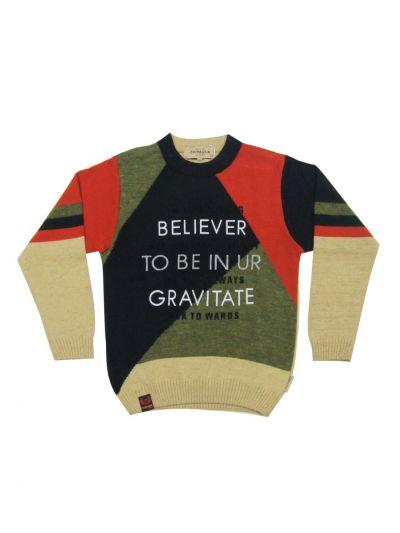 MED855739 - Boys Sweaters Dress Set