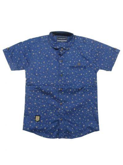 NGD2647962 - Boys Fancy Printed Cotton Shirt