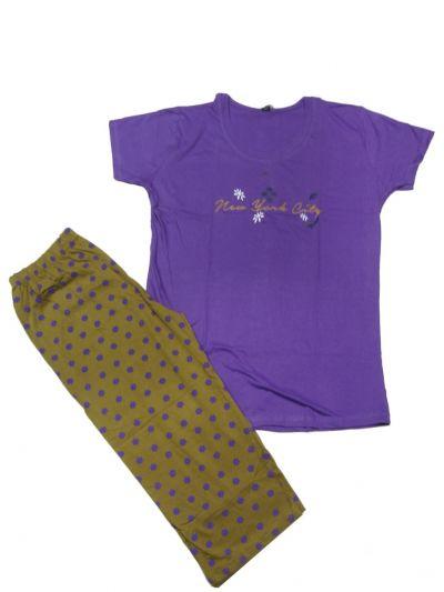 NGA7553195 - Women Cotton Nightwear/Night Suit/Pyjama Set