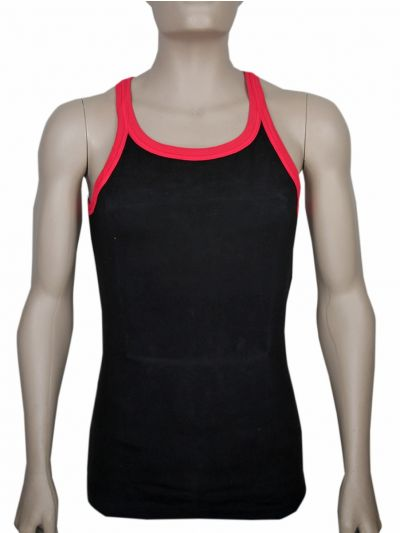 Zulus Festin Men's Cotton Gym Vest - LGD1473643