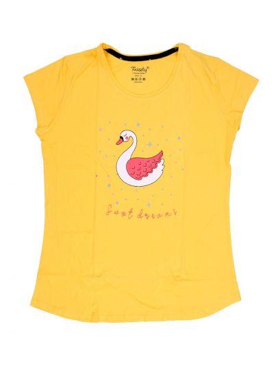 Women's Nightwear/Night Suit - NKD4302745