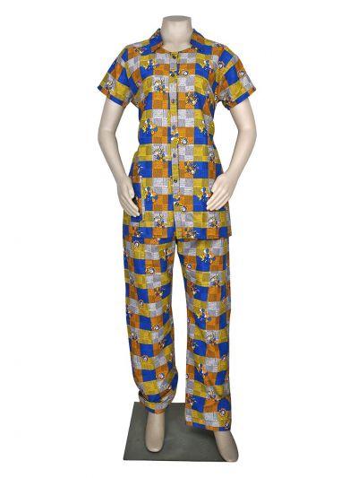 Women Cotton Nightwear/Night Suit - OEA4476568
