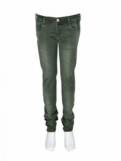 Boys Casual Cotton Trouser - NJA9363795