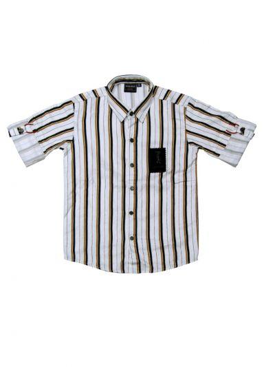 Boys Casual Cotton Shirt - OAA0126748