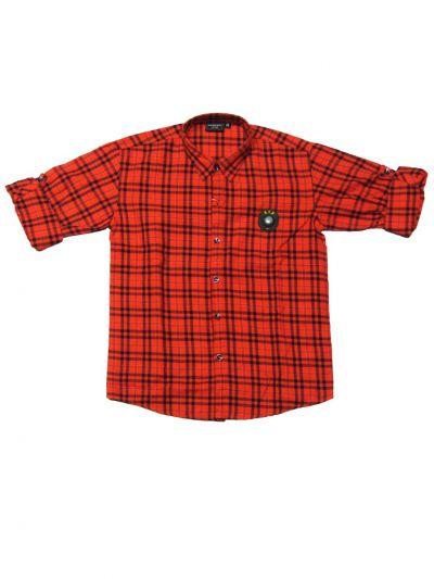 Boys Casual Cotton Shirt - OAA0126829