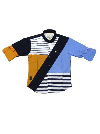 Boys Casual Cotton Shirt - OEC5676167