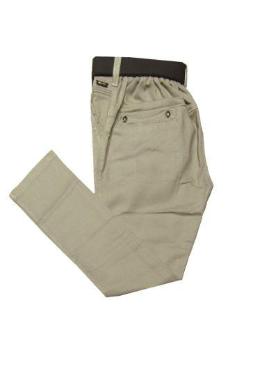 Boys Casual Cotton Trouser - NLA5672258