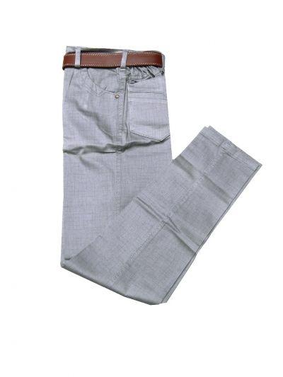 Boys Casual Cotton Trouser - OFA7349435