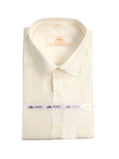 Vivaha Premium Wedding Silk Mix Shirt