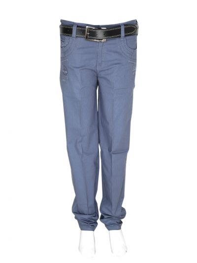 Boys Casual Cotton Trouser - NGB0549586