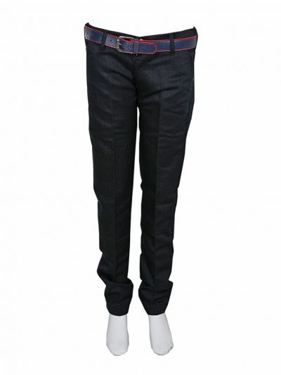Boys Casual Cotton Trouser - NJA8955624