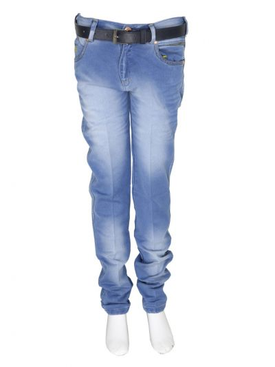 Boys Casual Denim Trouser