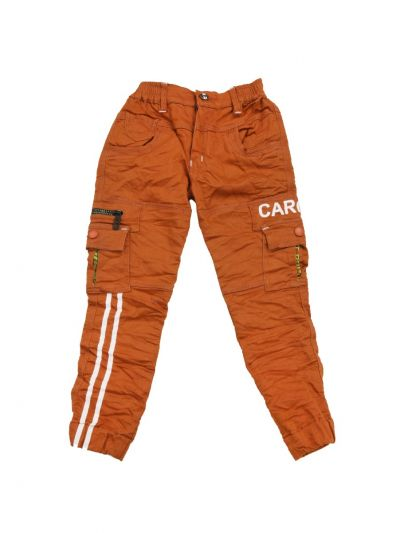 Boys Casual Cotton Trousers - OAC1747424