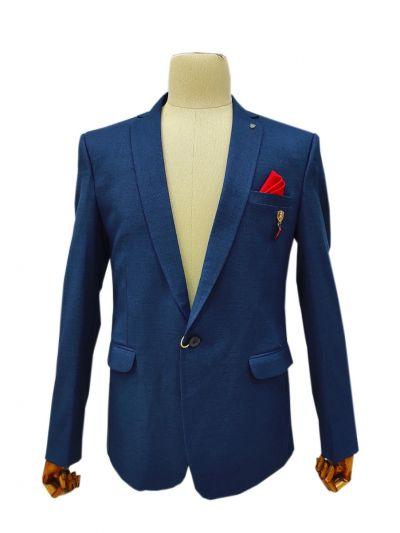 Brodman Men's Blazer - MEB6196618-EKM