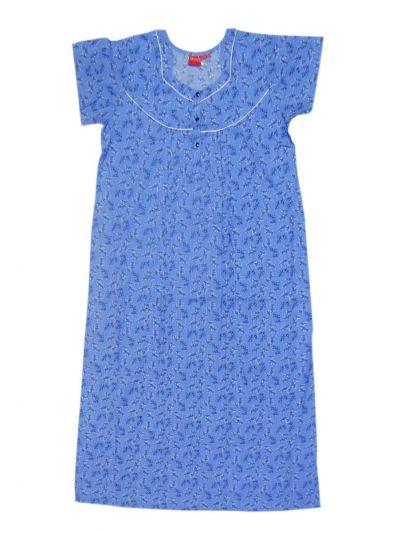 Women Cotton Nightwear - EKM - NLA4451732