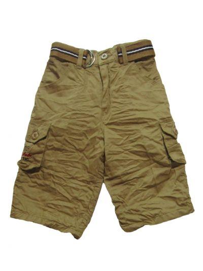 Boys Casual Half Trouser-EKM