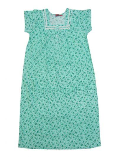 Women Cotton Nightwear - EKM - NLA4451707