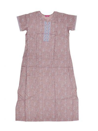 Women Cotton Nightwear - ODB2763003