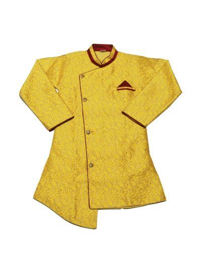 Boys Branded Sherwani Set - MKC9683105