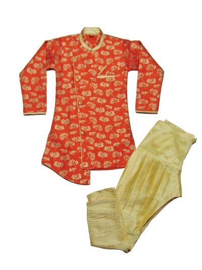 Boys Branded Sherwani Set - MLA0881844