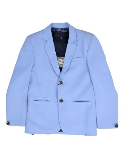Exclusive Boys Blazer With T-Shirt - MID6312829