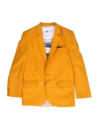 Exclusive Boys Blazer With T-Shirt - MKC9799859