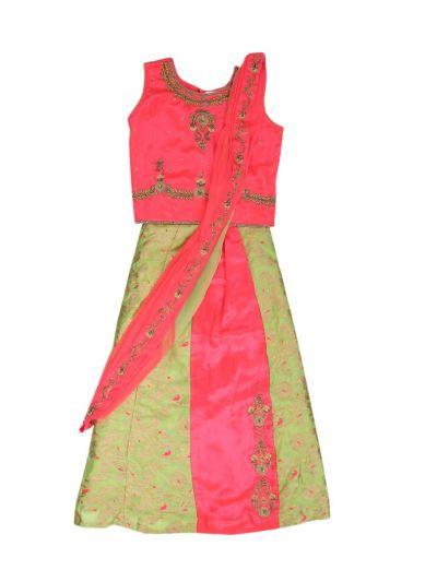 Girls Readymade Fancy Choli - MGB8948938