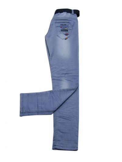 Boys Casual Denim Trousers - NEC2122547