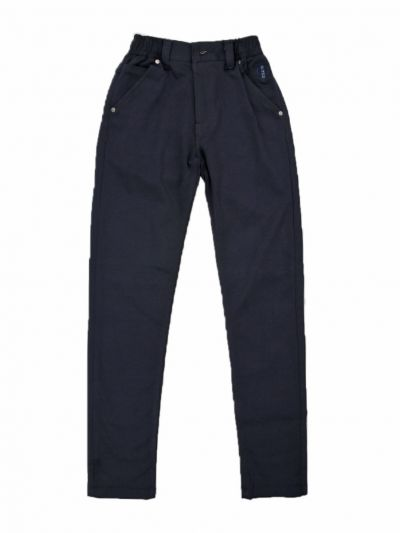 Boys Casual Cotton Trouser - NGB8197571