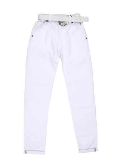 Boys Casual Cotton Trouser - NGB0696199