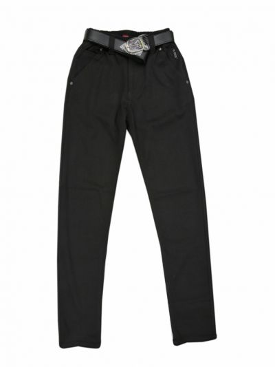 Boys Casual Cotton Trouser - NGB0696094