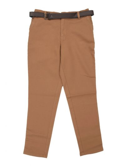 Boys Casual Cotton Trouser - NLA5636252