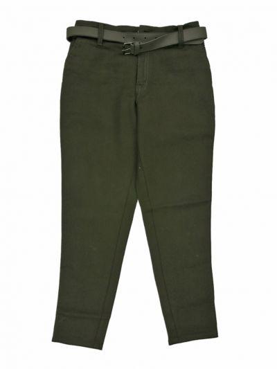 Boys Casual Cotton Trouser - NLA5672252