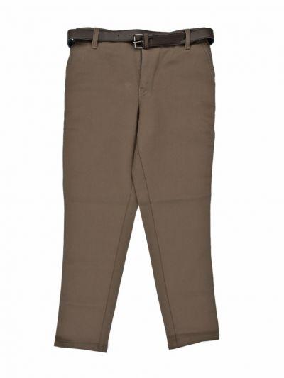 Boys Casual Cotton Trouser - NLA5636235