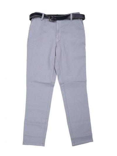 Boys Casual Cotton Trouser - NLA5672291