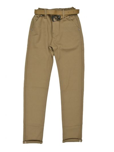 Boys Casual Cotton Trouser - ODB2885700