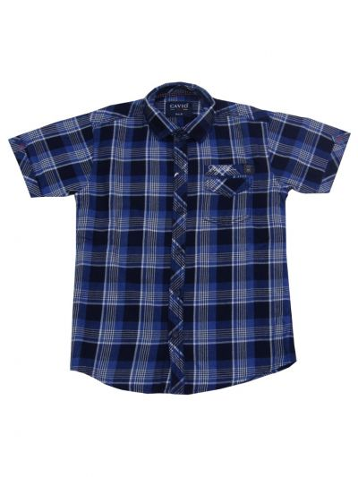 Boys Branded Shirt With T-Shirt (MDU) - NGD2514078