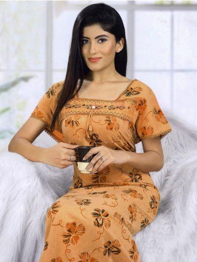 NGA7751051 - Women Cotton Nightwear/Night Suit