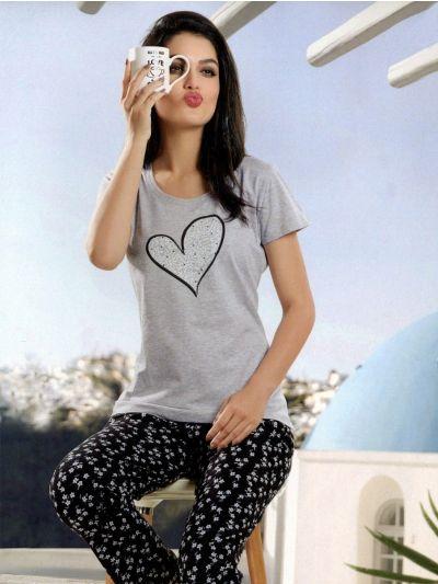 NGB0386875 - Women Cotton Nightwear/Night Suit