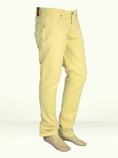 ZF Men's Denim Trousers-MGA8048857