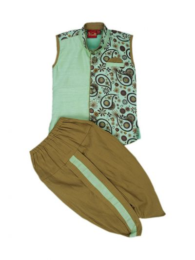 Infant Boys Readymade Dhoti Set -MEA4970930