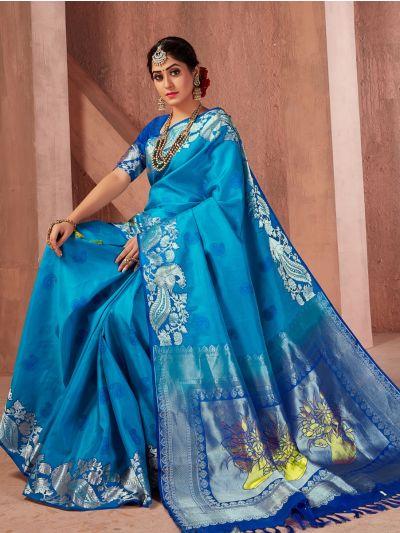 Bairavi Traditional Silk Saree - MKA8740956