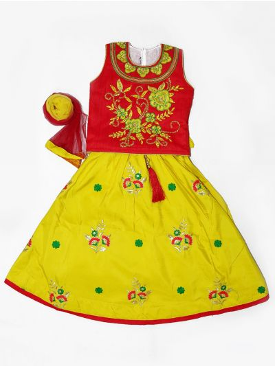 MJA6577726 - Girls Ready Made Fancy  Choli