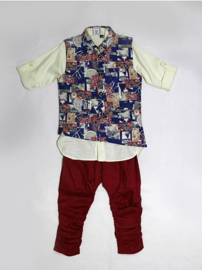 MEC8016352 - Exclusive Baby Coat Suit Set