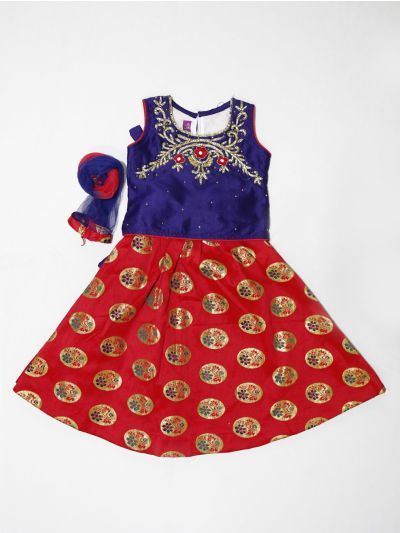 MJA6577842 - Girls Ready Made Fancy  Choli